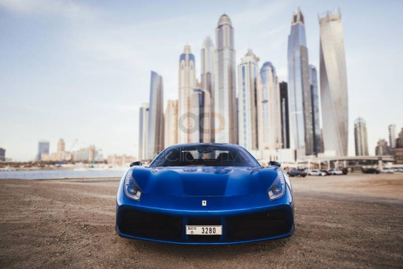 Sports Car Car Rental Sharjah - Price.