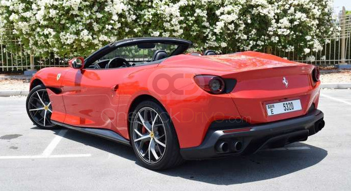 Sports Car Car Rental Sharjah - Price.