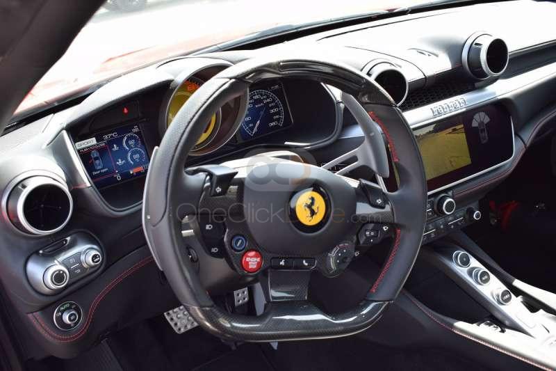 Rent 2018 Ferrari Portofino in Sharjah UAE