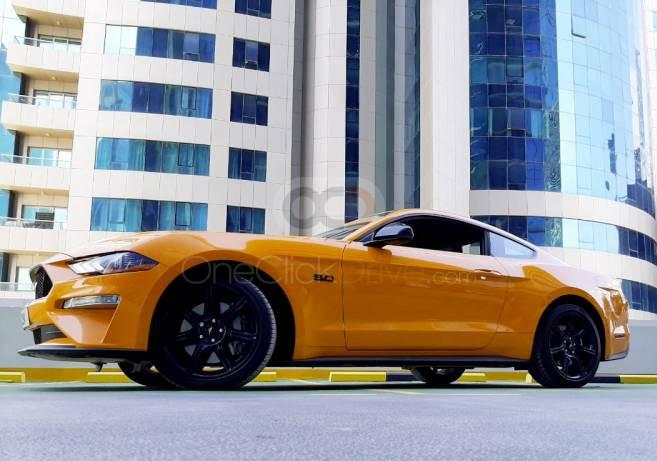 Sports Car Car Rental Dubai - Price.