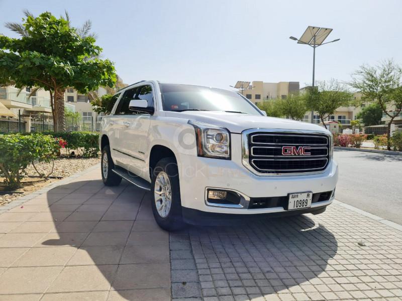 Rent GMC Yukon in Dubai - SUV Car Rental