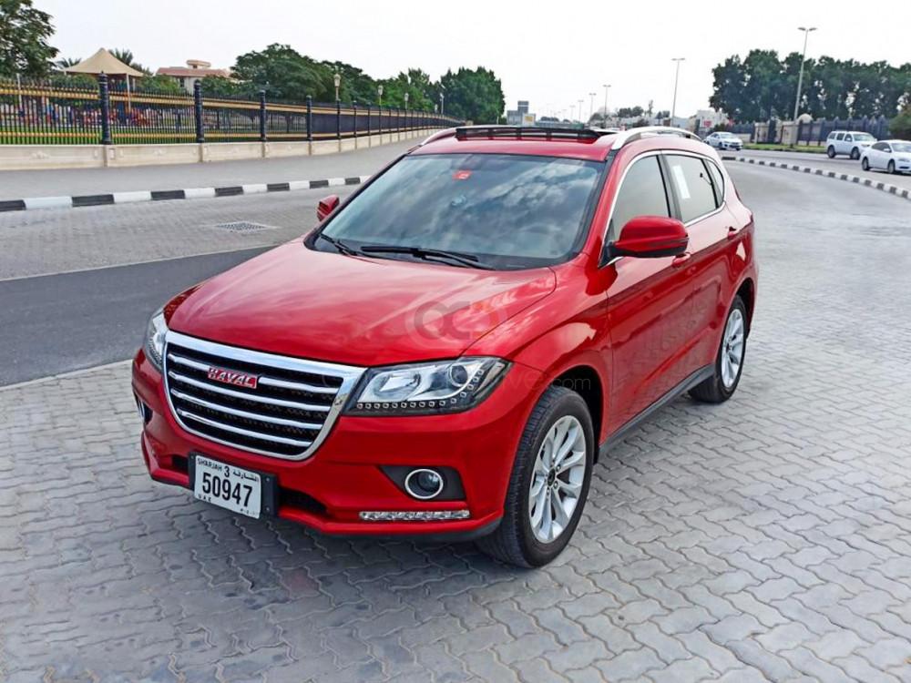 Rent Haval  Haval H2 in Sharjah - Crossover Car Rental