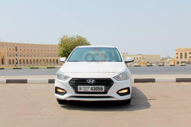 Hyundai Accent 2019 Rental - Sharjah