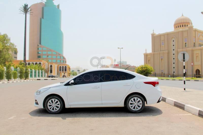 Hire Hyundai Accent - Sedan Sharjah