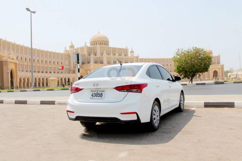 Hyundai Accent 2019 Rental - Dubai