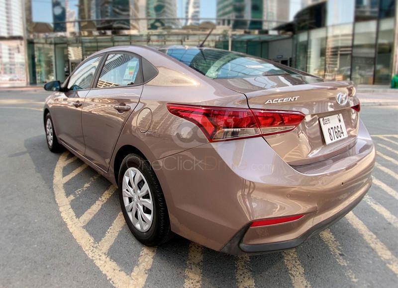 Book Hyundai Accent 2019 in Dubai
