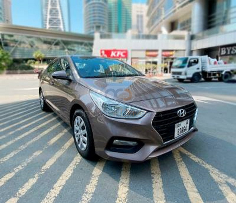 Rent Hyundai Accent in Dubai - Sedan Car Rental