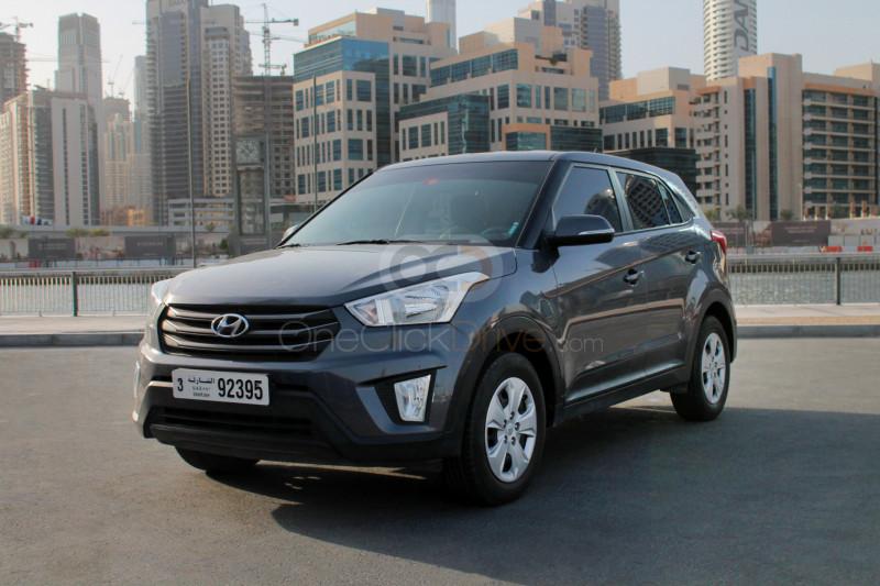 Rent Hyundai Creta in Dubai - SUV Car Rental