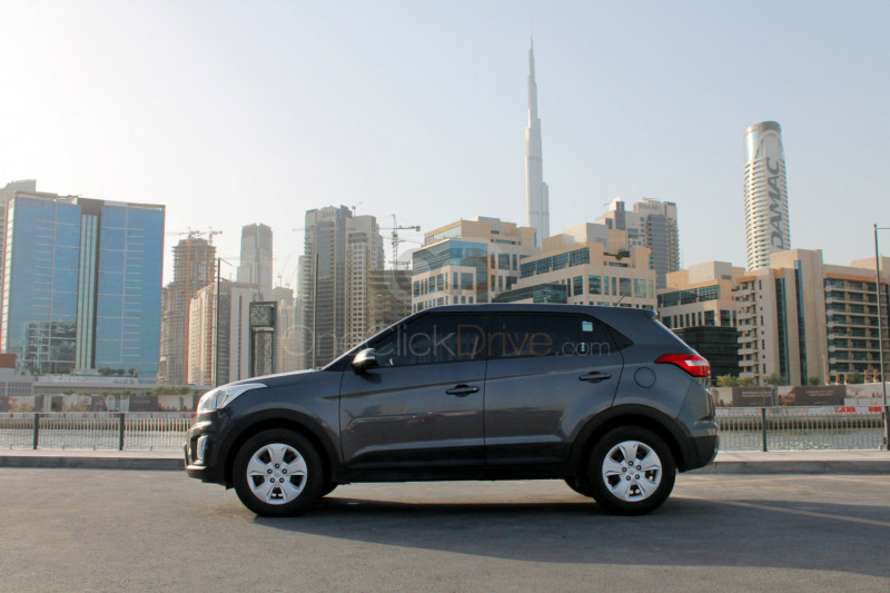 Hire Hyundai Creta - SUV Dubai
