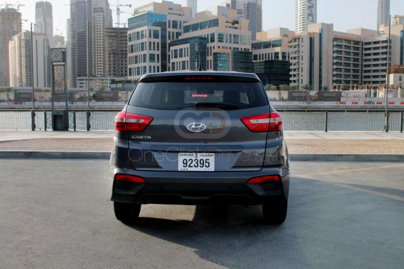 Rent 2018 Hyundai Creta in Sharjah UAE