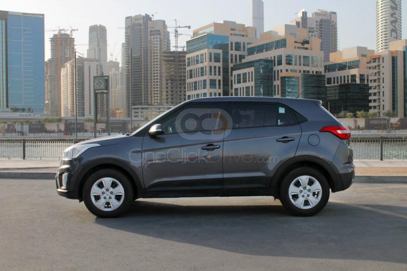 Hire Hyundai Creta - Crossover Ajman