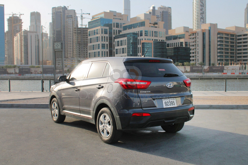 Rent 2018 Hyundai Creta in Ajman UAE