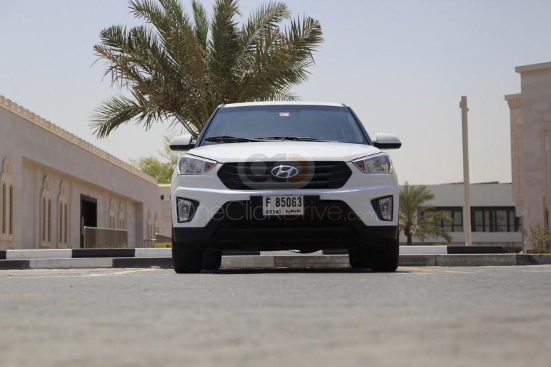 Rent 2018 Hyundai Creta in Dubai UAE