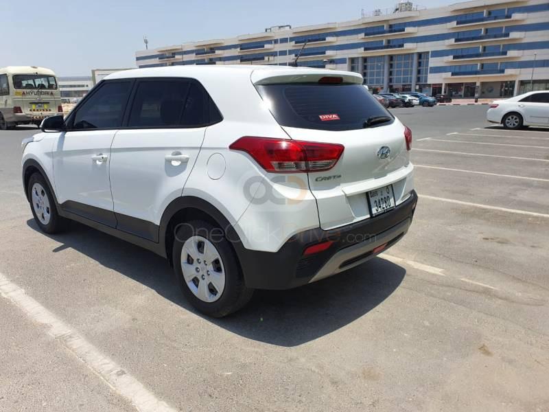 Book Hyundai Creta 2019 in Dubai