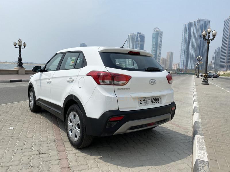 Hyundai Creta 2019 Rental - Dubai