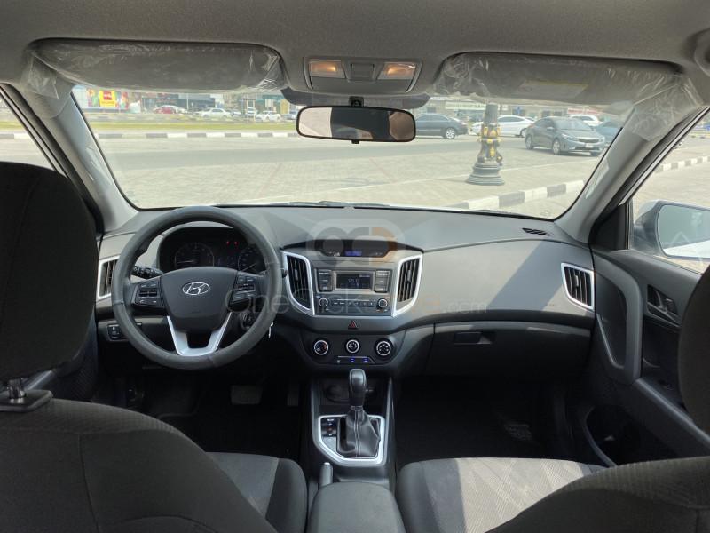 Hire Hyundai Creta - Crossover Dubai
