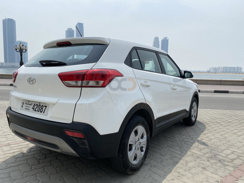 Rent Hyundai Creta in Dubai - Crossover Car Rental