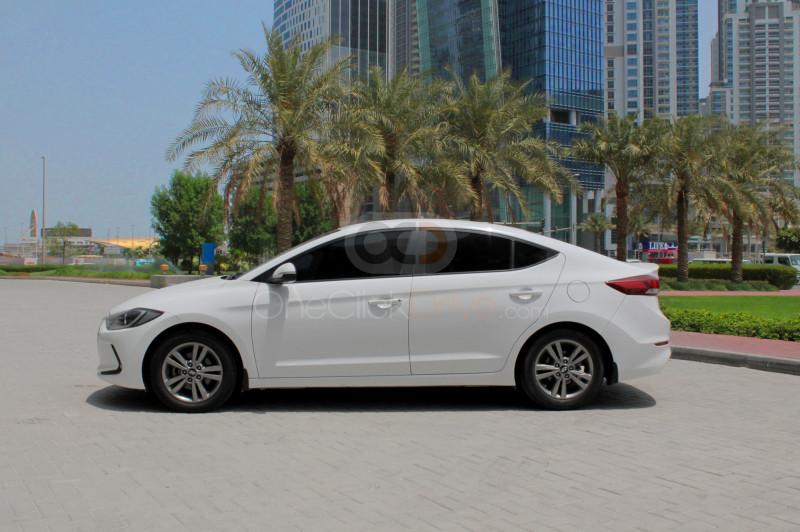 Hire Hyundai Elantra - Sedan Ajman