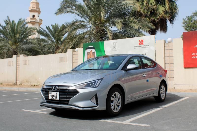 Rent Hyundai Elantra in Dubai - Sedan Car Rental