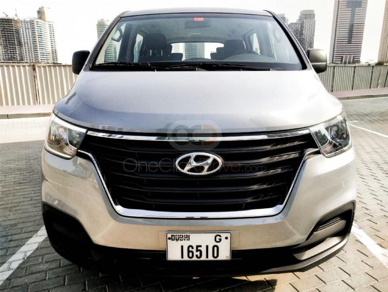 Hire Hyundai H1 - Van Dubai
