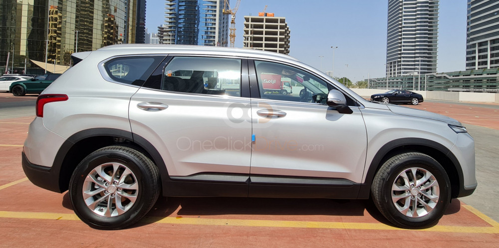 Rent Hyundai Santa Fe in Dubai - SUV Car Rental