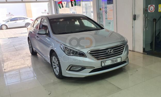 Hire Hyundai Sonata - Sedan Dubai
