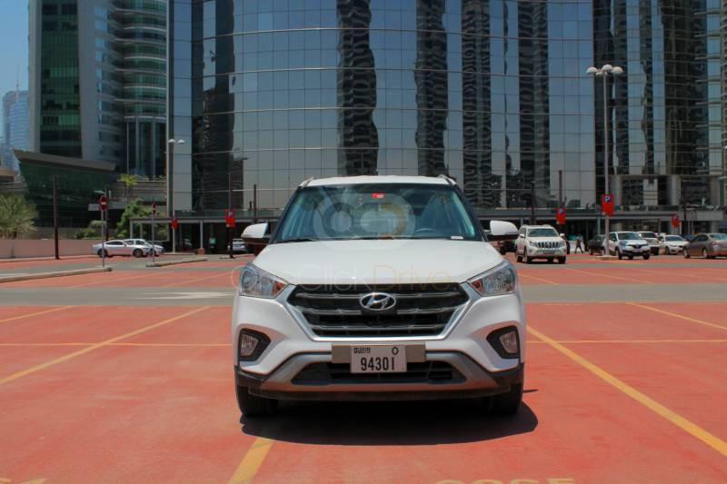 Rent 2020 Hyundai Tucson in Dubai UAE