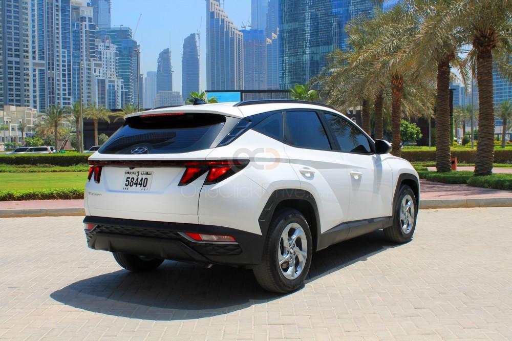 Book Hyundai Tucson 2022 in Dubai