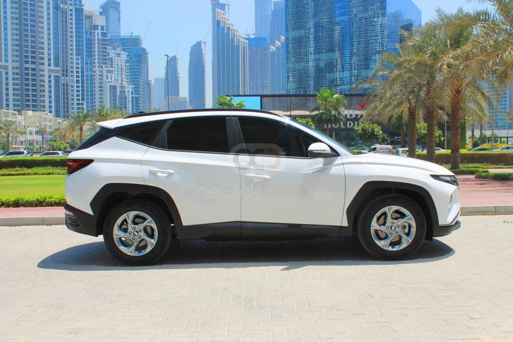 Hire Hyundai Tucson - Crossover Dubai