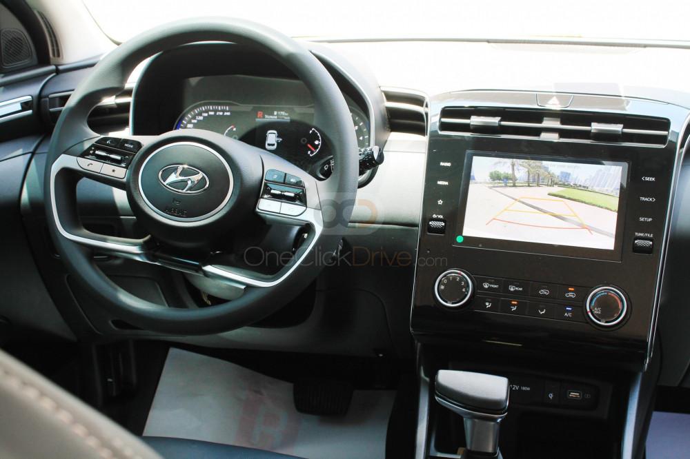 Rent 2022 Hyundai Tucson in Dubai UAE
