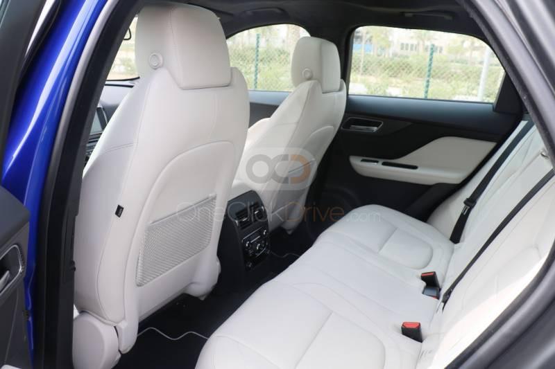 Rent 2018 Jaguar F Pace First Edition in Dubai UAE
