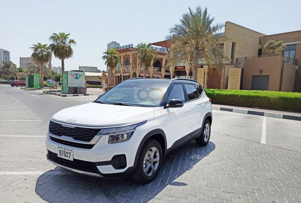 Rent Kia Seltos in Dubai - Crossover Car Rental