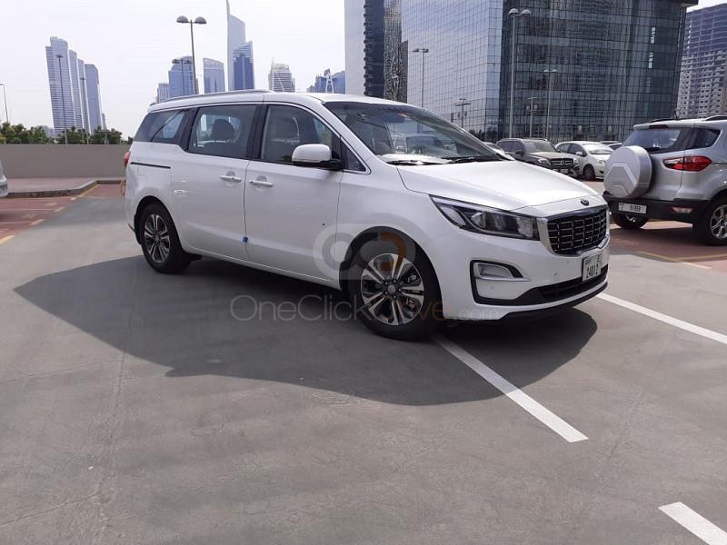 Rent Kia Carnival in Dubai - Van Car Rental