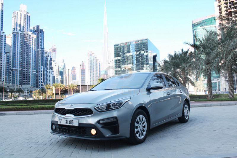 Rent Kia Cerato in Dubai - Sedan Car Rental