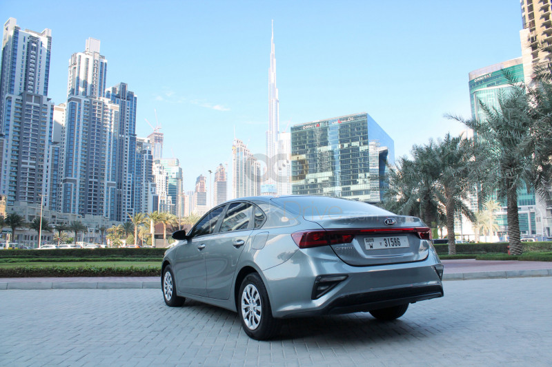 Book Kia Cerato 2019 in Dubai