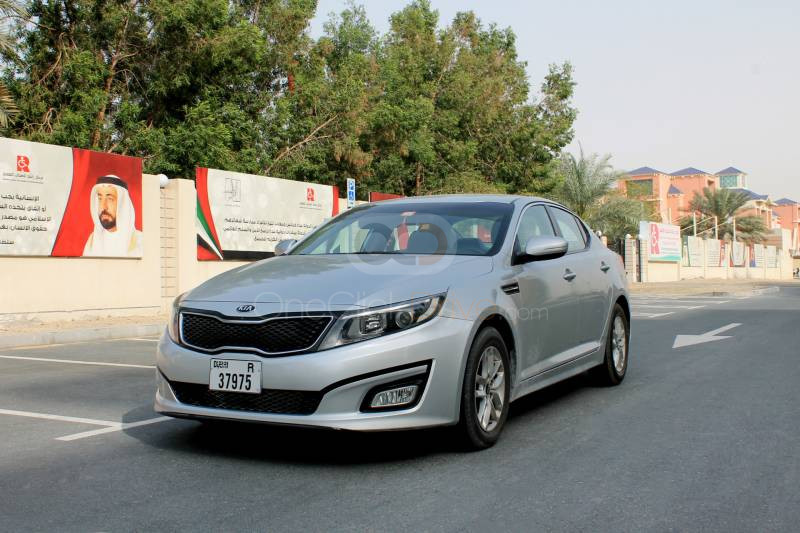 Rent Kia Optima in Dubai - Sedan Car Rental