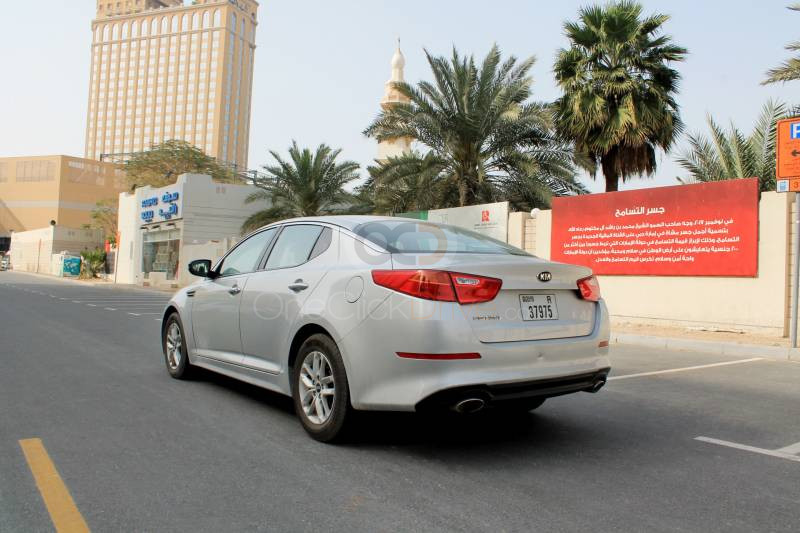 Rent 2016 Kia Optima in Dubai UAE