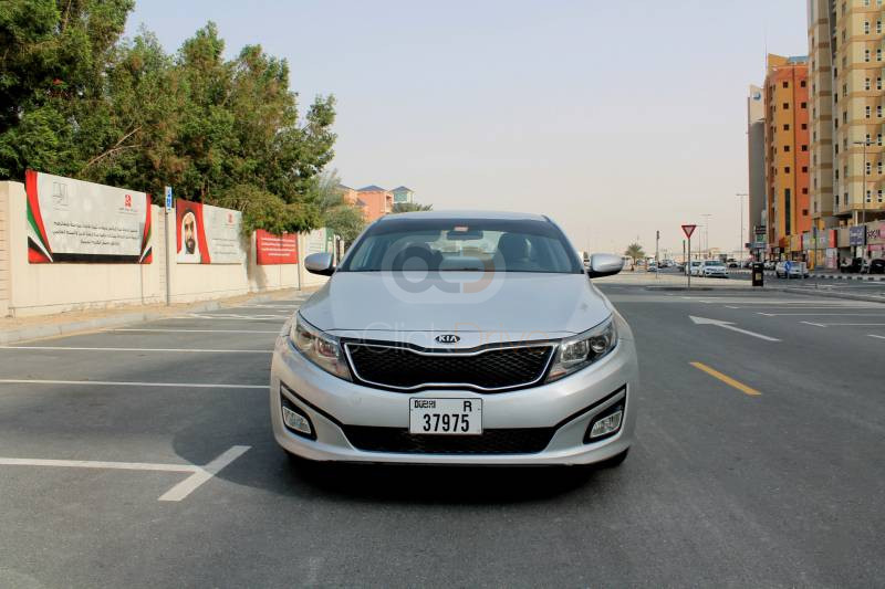 Hire Kia Optima - Sedan Dubai