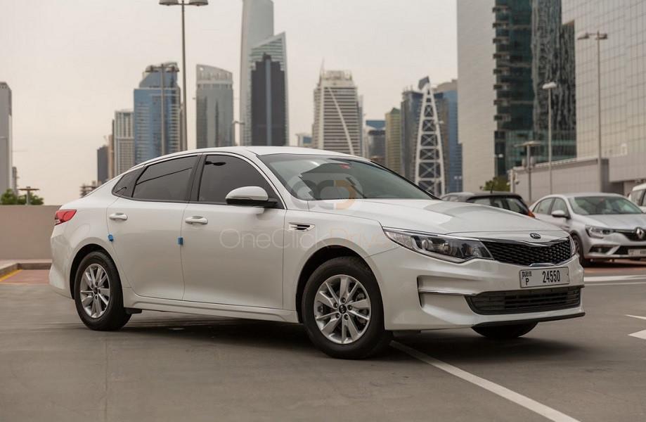Hire Kia Optima - Sedan Dubai
