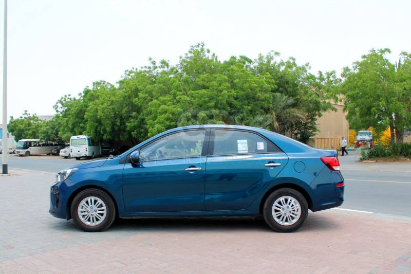 Hire Kia Pegas - Sedan Dubai