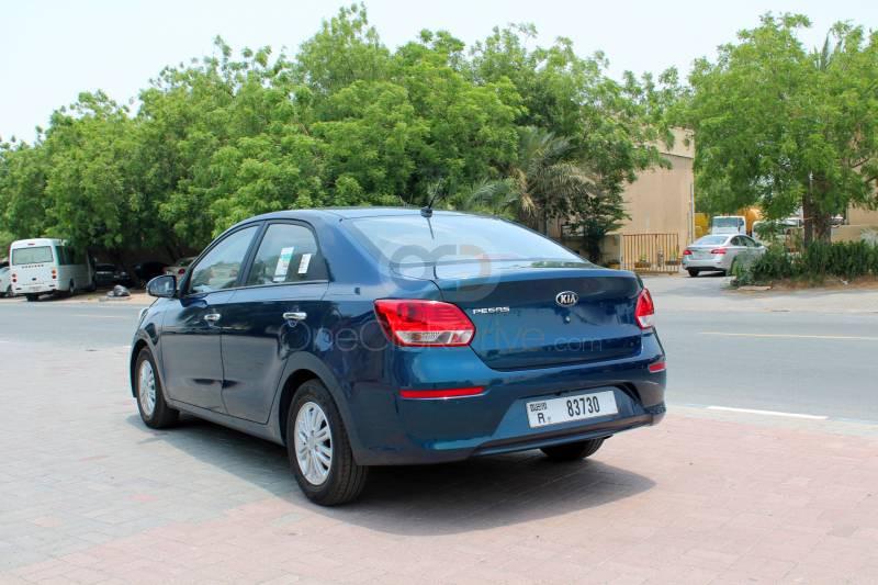 Kia Pegas 2020 Rental - Dubai