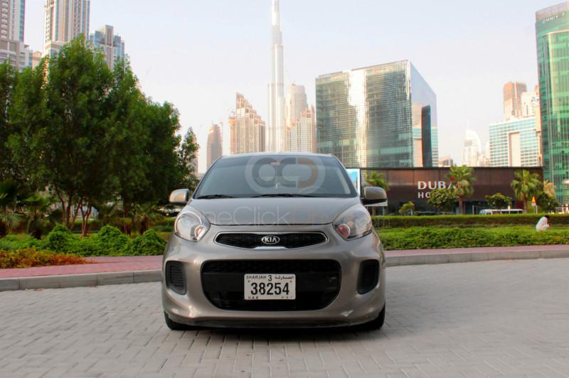 Hire Kia Picanto - Compact Sharjah