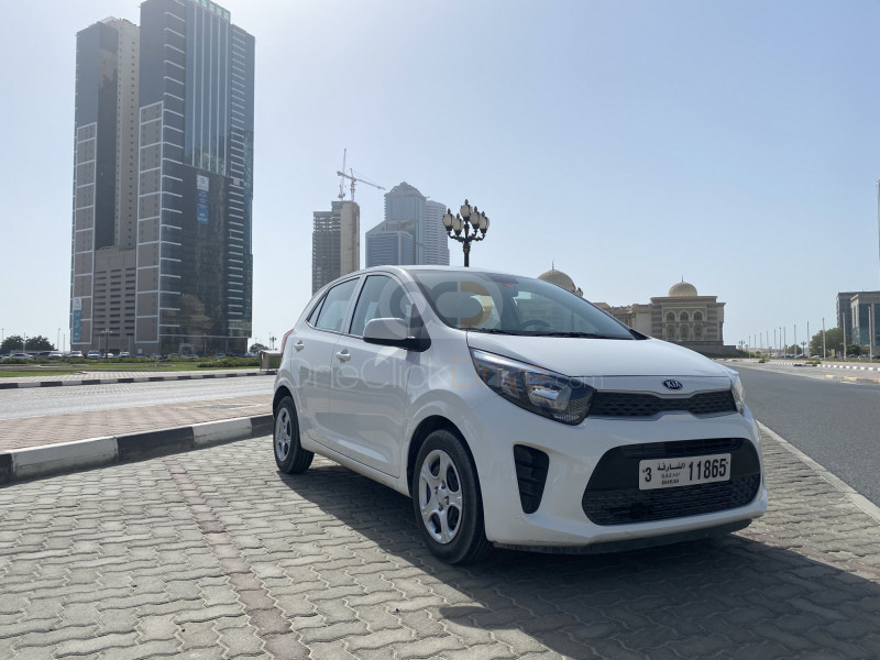 Rent Kia Picanto in Sharjah - Compact Car Rental
