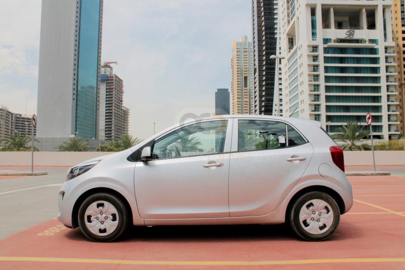 Hire Kia Picanto - Compact Dubai