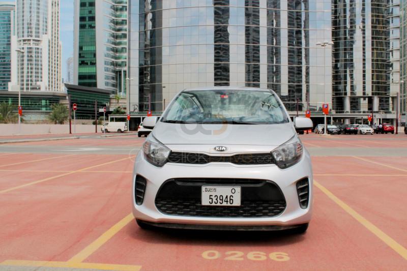 Rent 2020 Kia Picanto in Dubai UAE