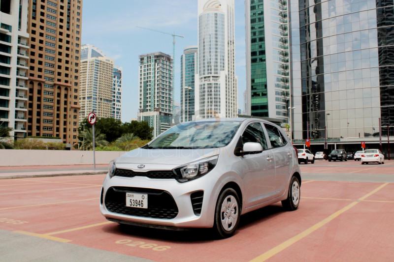 Rent Kia Picanto in Dubai - Compact Car Rental