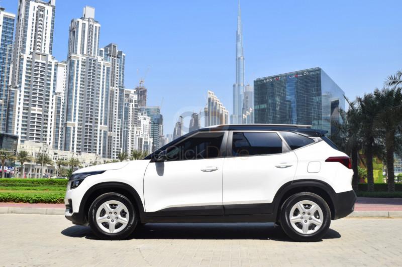 Hire Kia Seltos - SUV Dubai