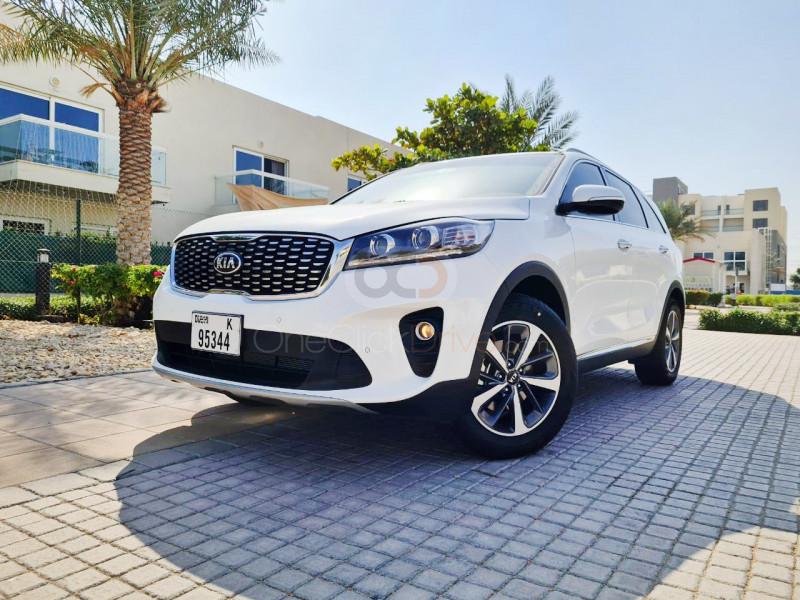 Rent Kia Sorento in Dubai - SUV Car Rental