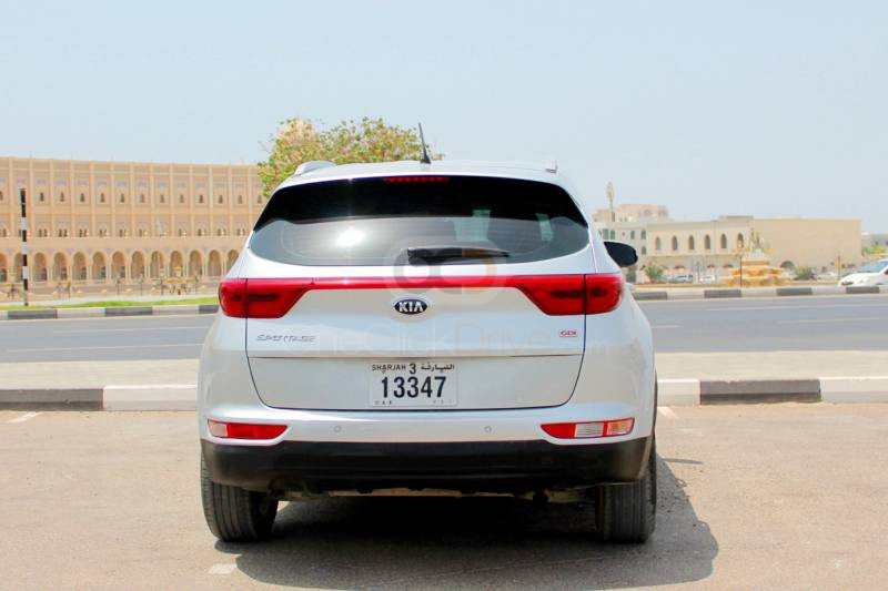 Book Kia Sportage 2019 in Dubai