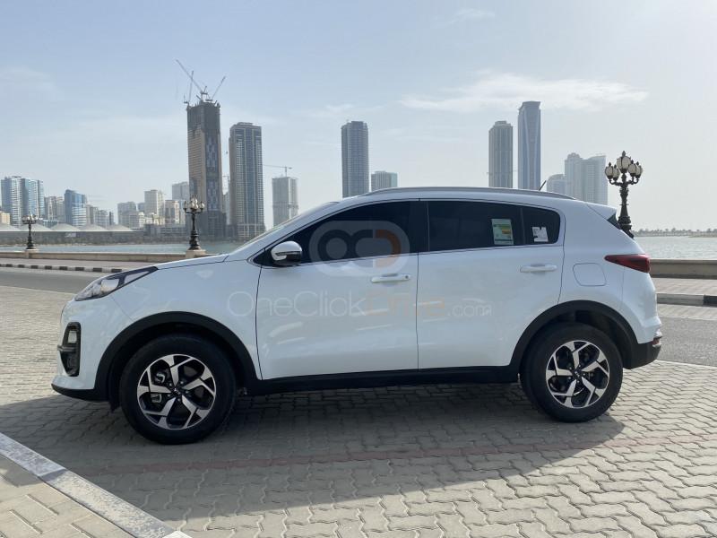 Hire Kia Sportage - Crossover Sharjah